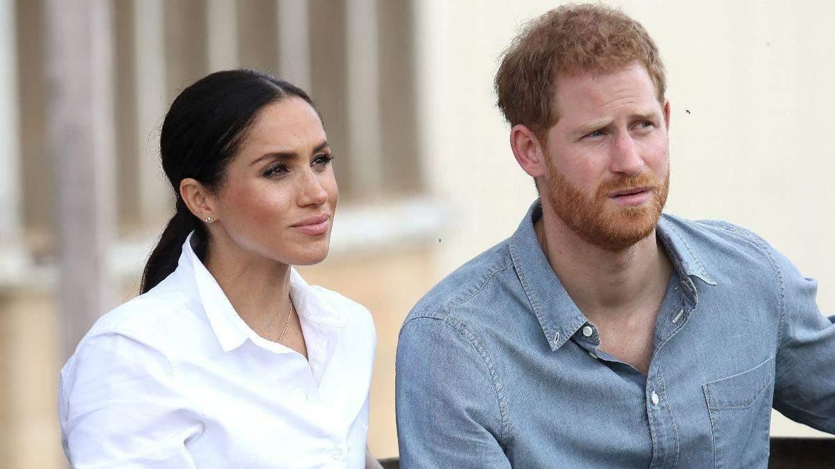 Принц Гаррі та Меган обурені через статтю BBC про ім'я доньки