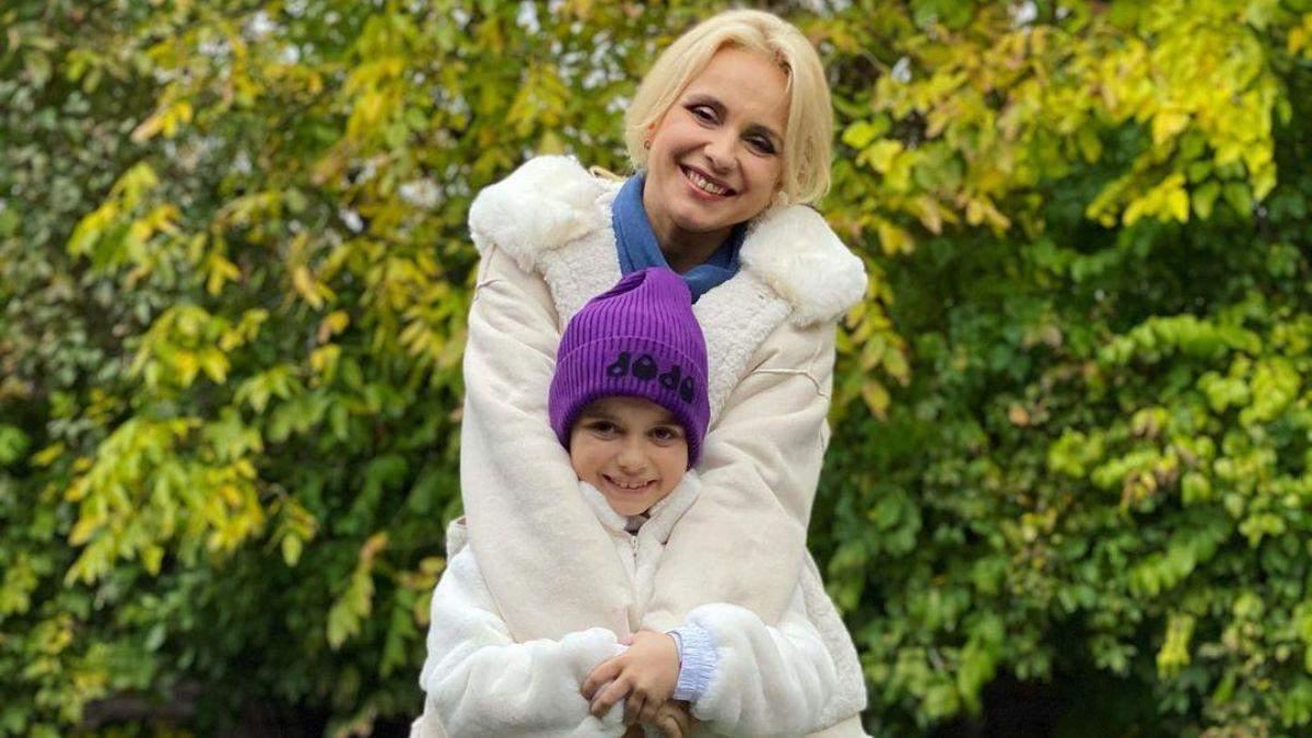 Лилия Ребрик провела день с дочкой: фото