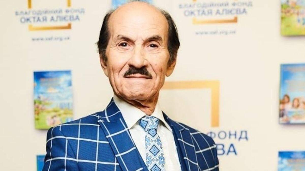 Помер Григорій Чапкіс: реакція зірок