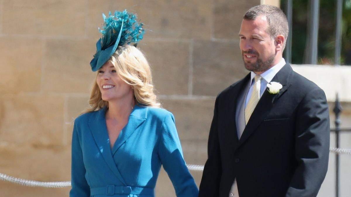 Внук Елизаветы II Питер Филлипс развелся с женой