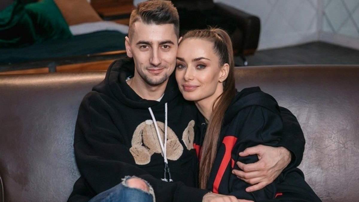 В отношениях Ксении Мишиной и Александра Эллерта был сложный период