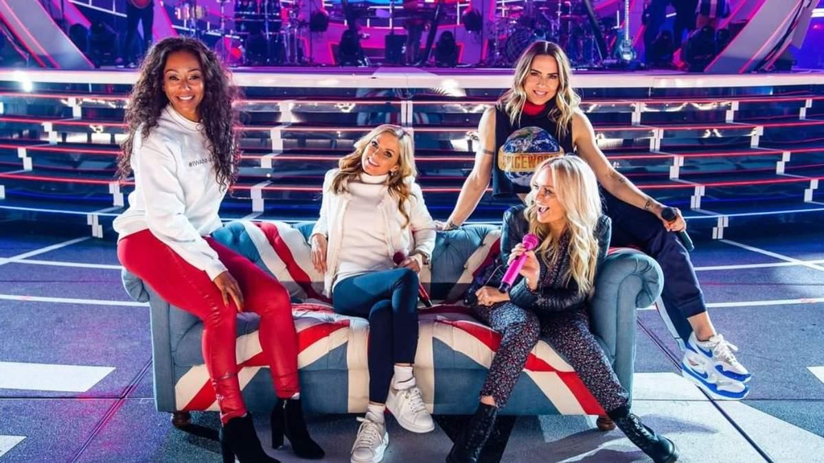 Группа Spice Girls выпустит первую за 15 лет песню