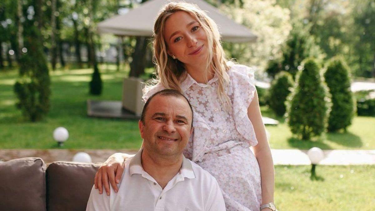 Дружина Віктора Павліка поділилась фото новонародженого сина