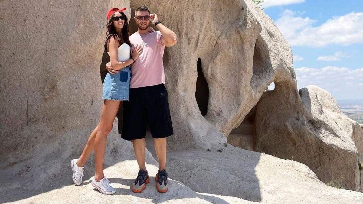 Анна Богдан и Михаил Заливако очаровали фото из Каппадокии