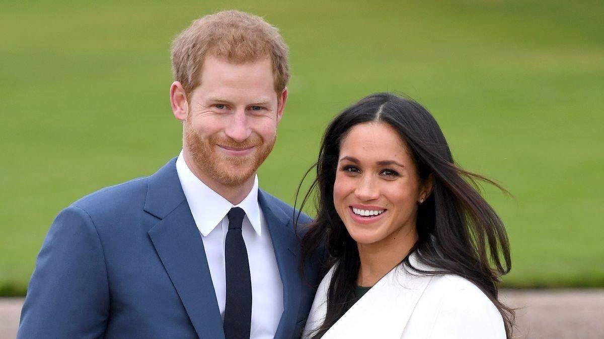 Принц Гаррі та Меган Маркл прилетять до Лондона
