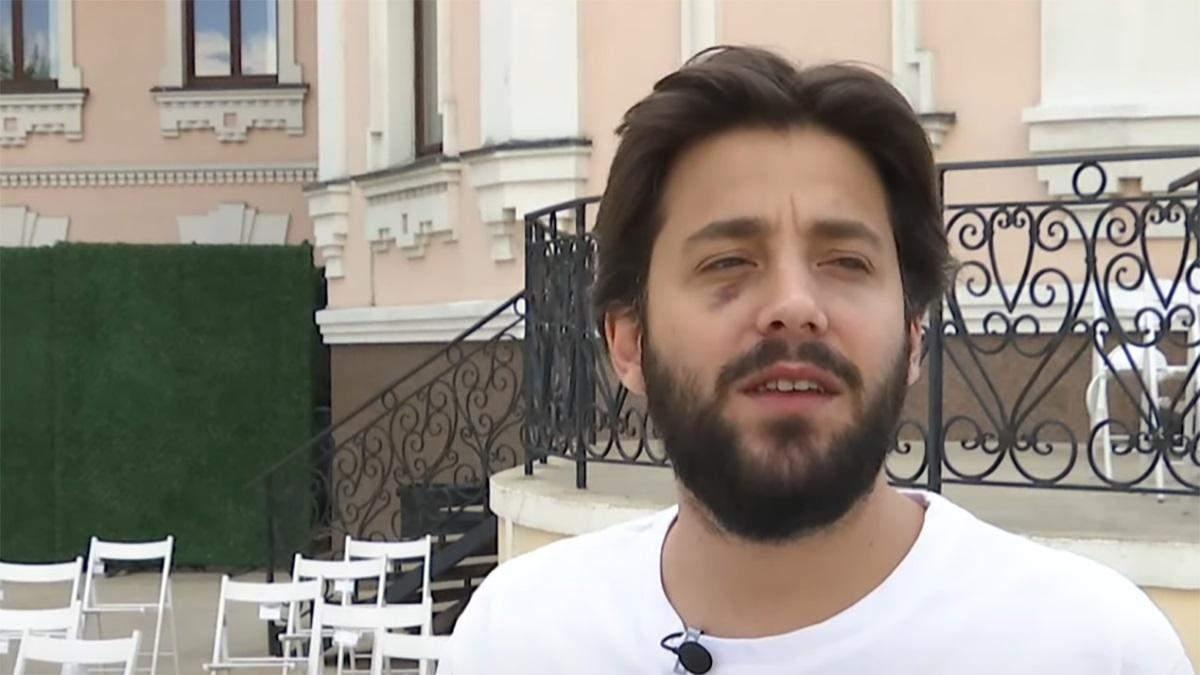 Победитель Евровидения Сальвадор Собрал спел на украинском: видео