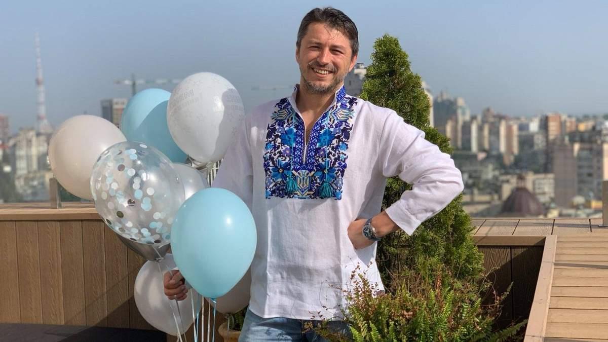 Сергій Притула святкує 40-річчя