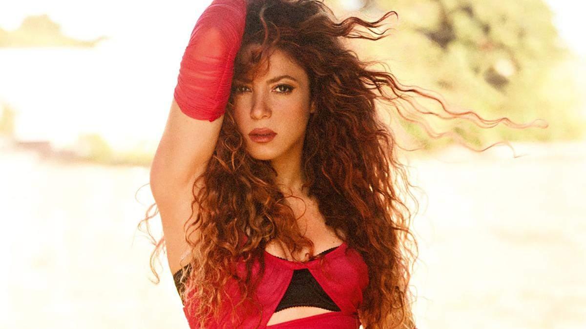 Шакира снялась для мексиканского Vogue: соблазнительные фото