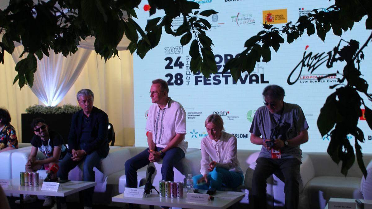 Leopolis Jazz Fest 2021: во Львове начался джазовый фестиваль