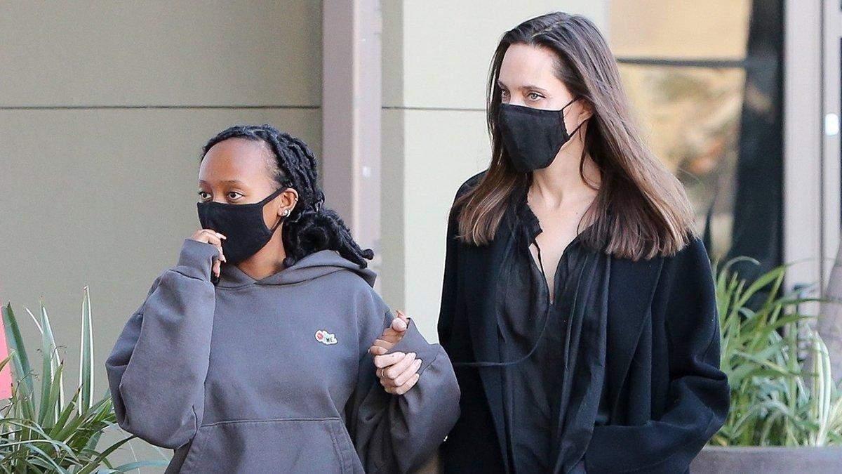 Донька Анджеліни Джолі відчувала расизм після операції: деталі