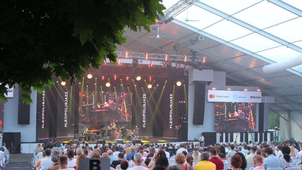 Leopolis Jazz Fest 2021: як пройшов перший день фестивалю