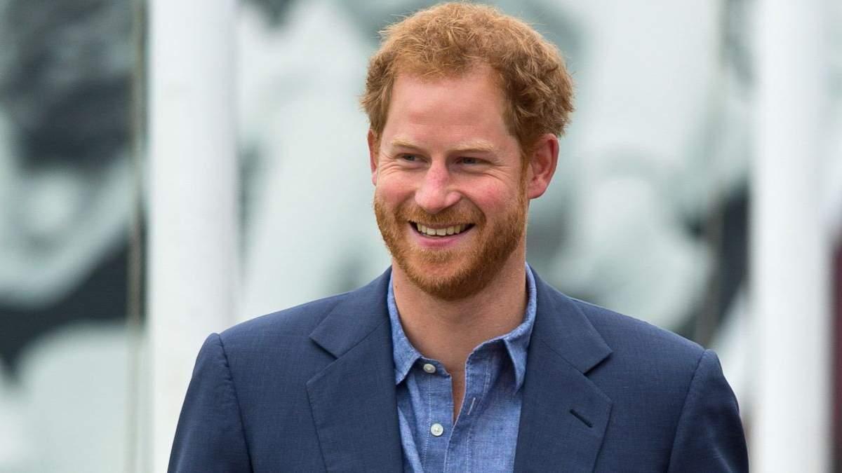 Принц Гаррі повертається у Велику Британію