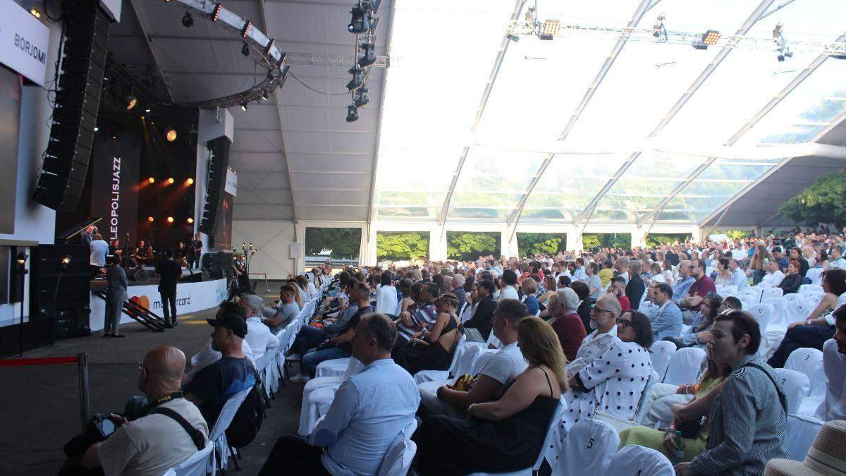 Leopolis Jazz Fest 2021: третий день и украинские звезды среди гостей