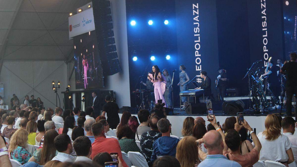 Закриття фестивалю Leopolis Jazz Fest 2021