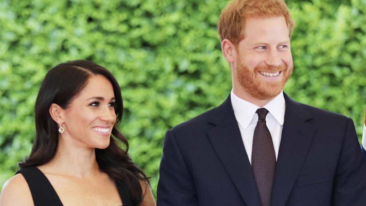 Принц Гарри впервые рассказал о новорожденную дочь
