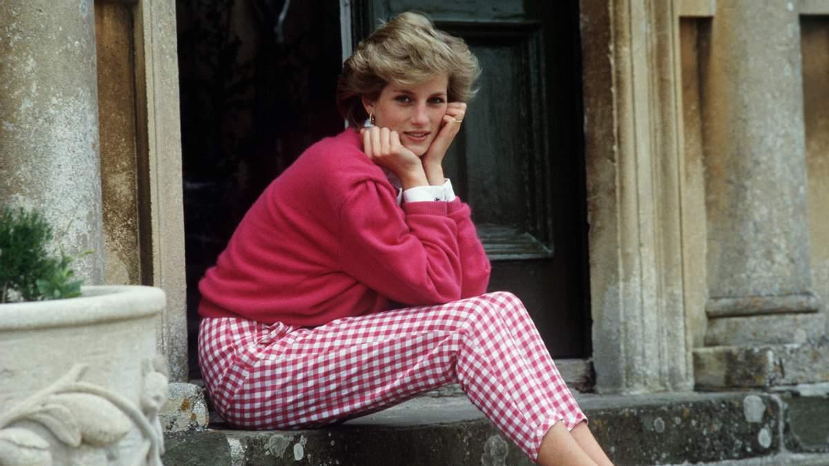 Принцеса Діана в дитинстві: рідкісне архівне фото