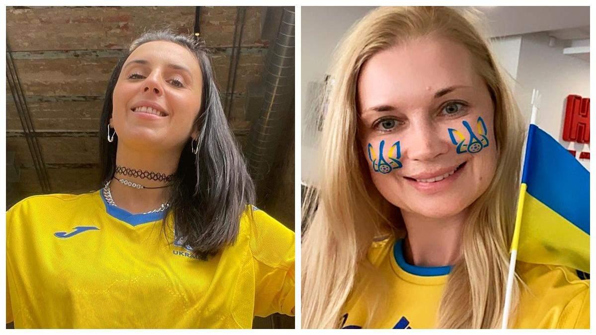 Зірки підтримали збірну України перед матчем з Англією: фото, відео