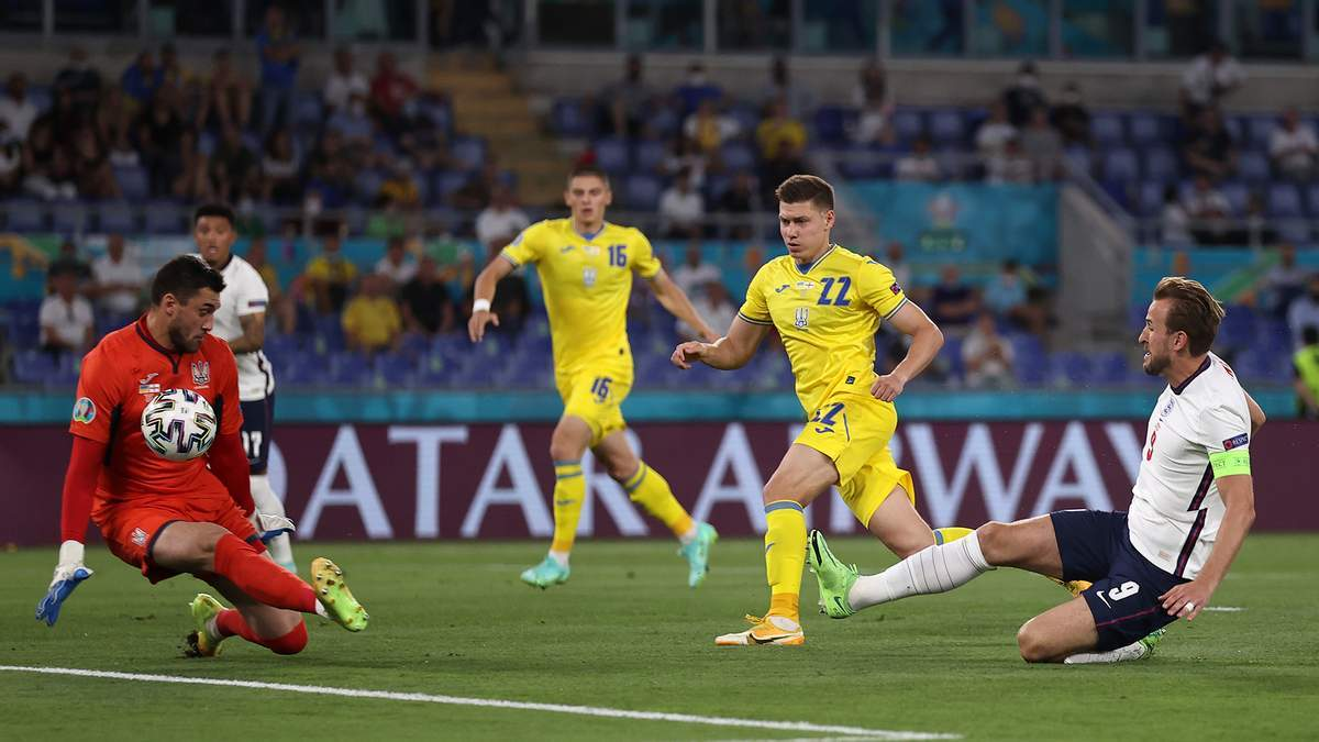 Звезды поблагодарили сборной Украины по историческое Евро-2020