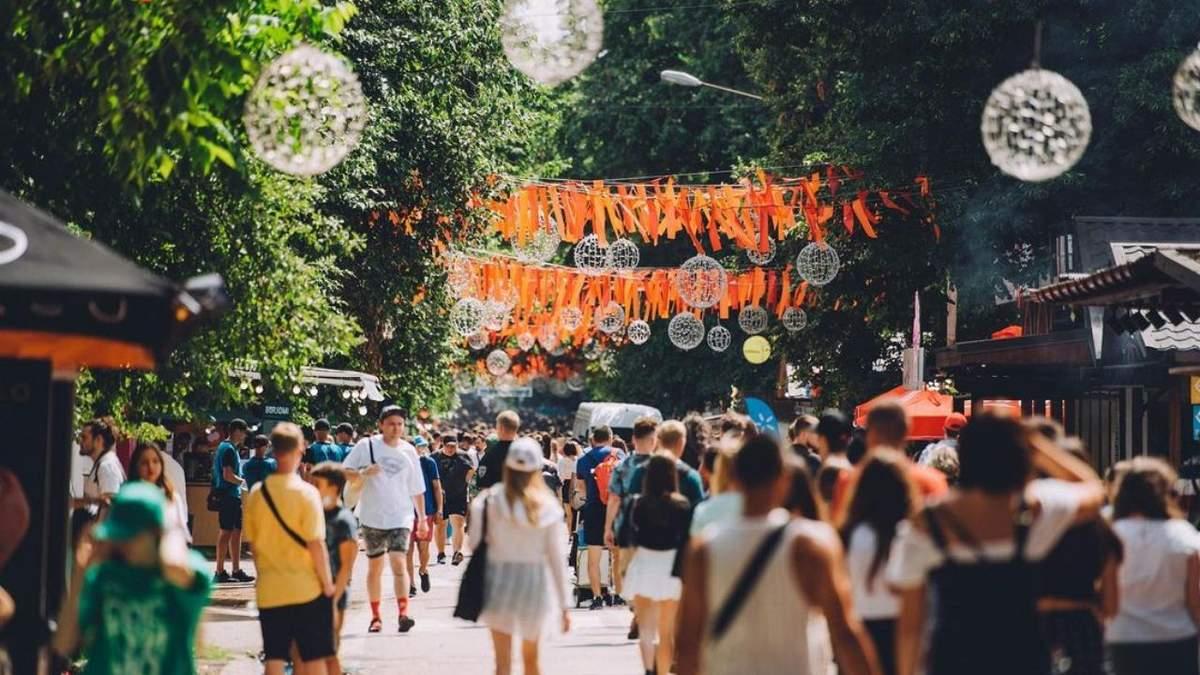 Atlas Weekend 5 липня 2021: фото та відео першого дня фестивалю