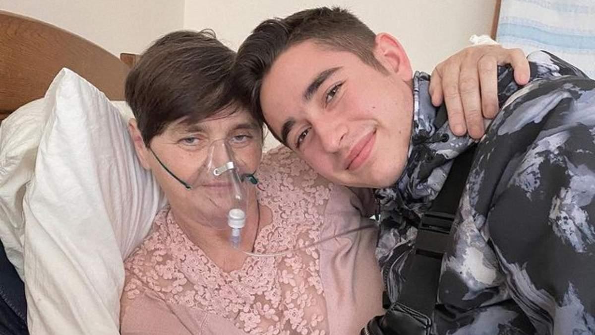 Невеста Романа Сасанчина рассказала, как чувствует себя его мама