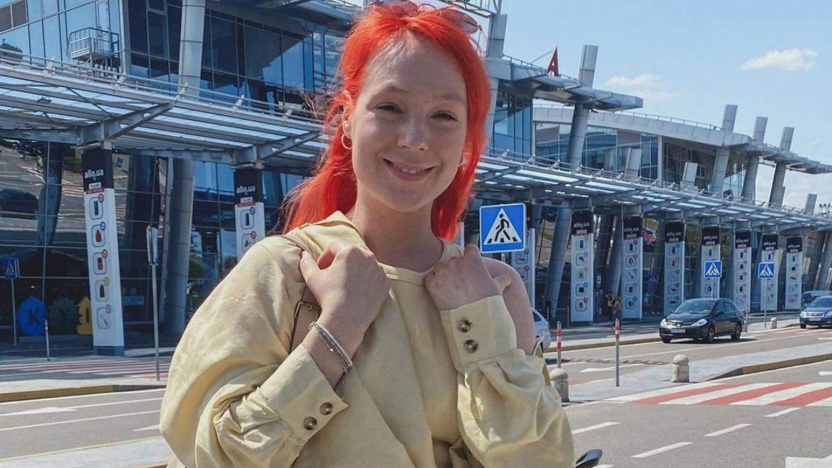 Светлана Тарабарова показала стильный образ в аэропорту: фото