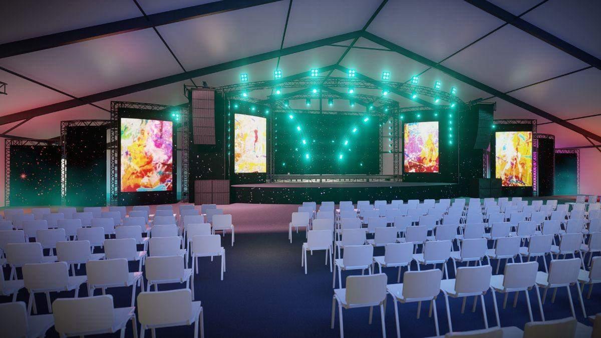 У Львові запрацює найбільший концертний зал Західної України