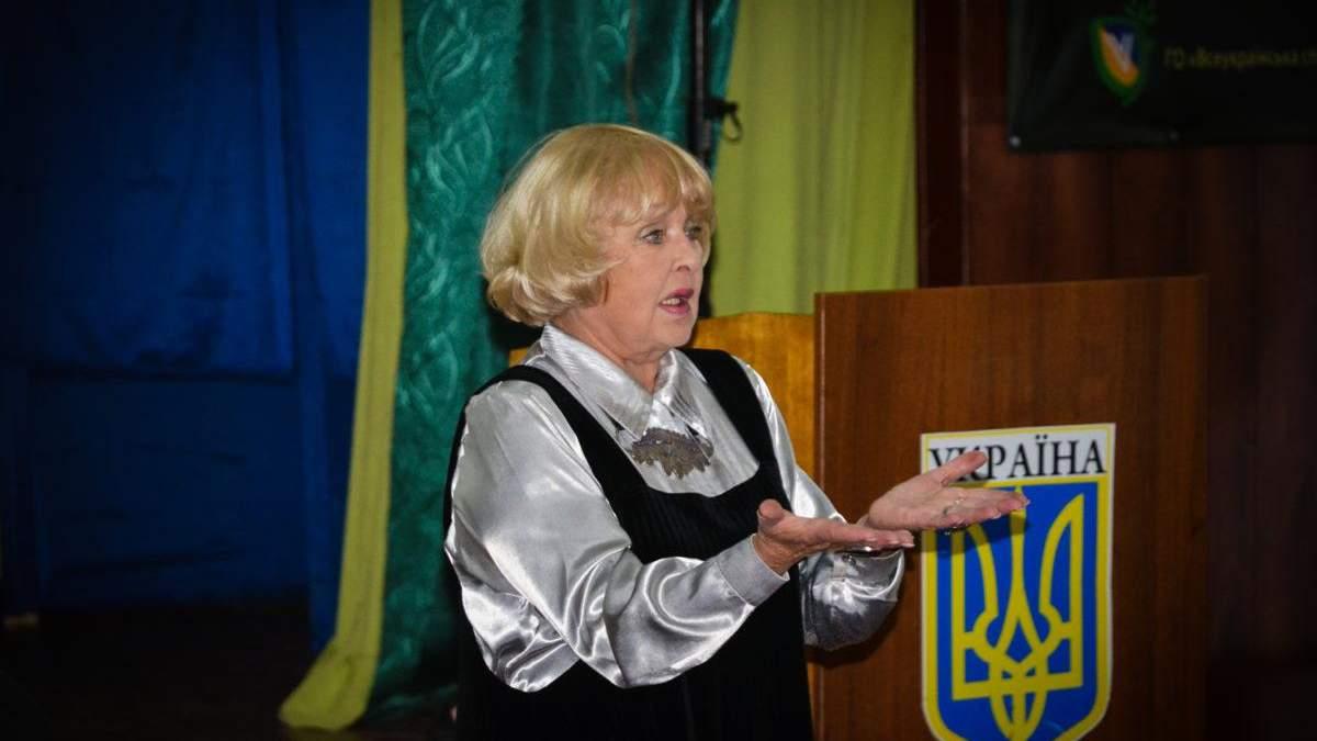 Аде Роговцевой - 84: лучшие цитаты об Украине и Донбассе
