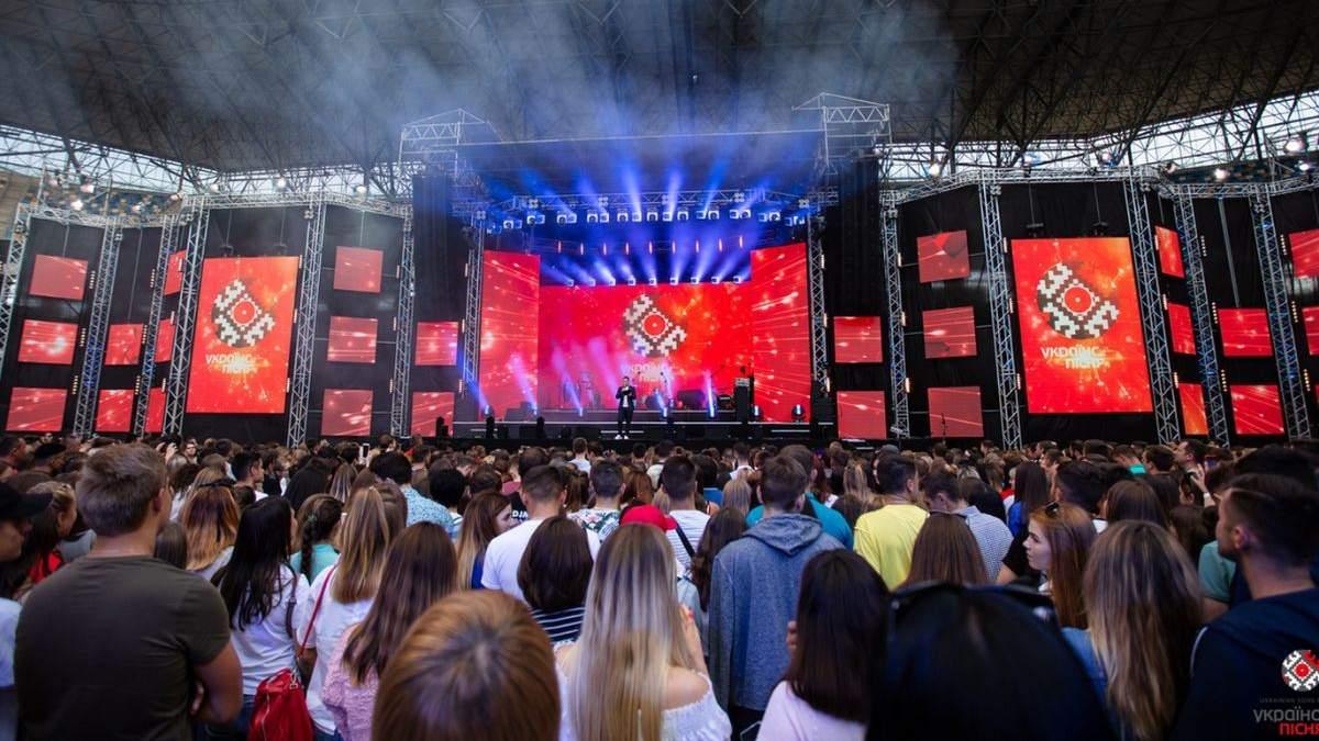 """Українська пісня"" (Ukrainian Song Project)"