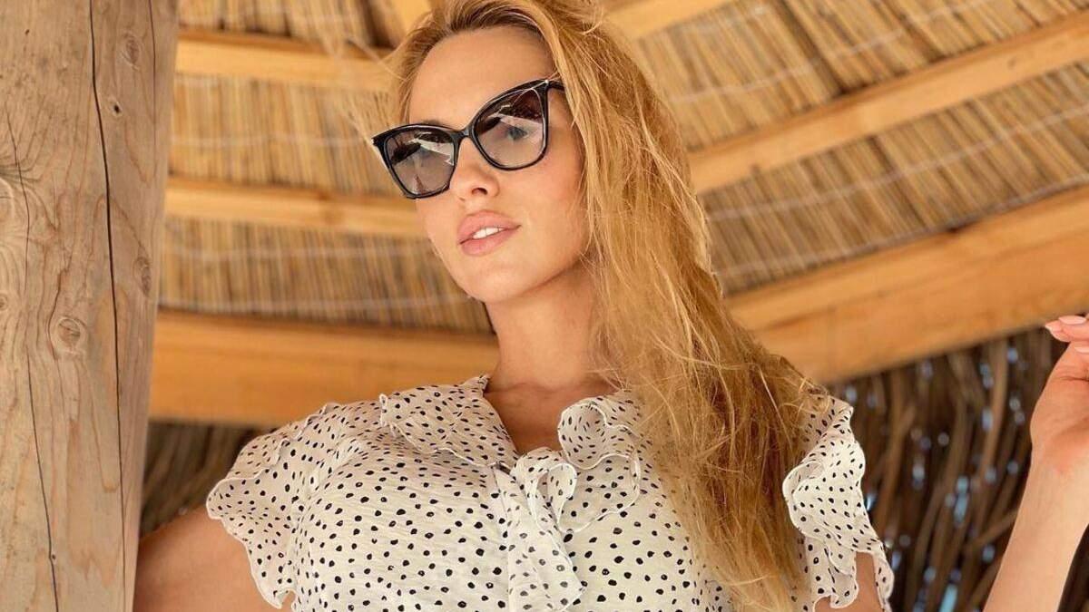 Оля Полякова вакцинувалась від коронавірусу: відео