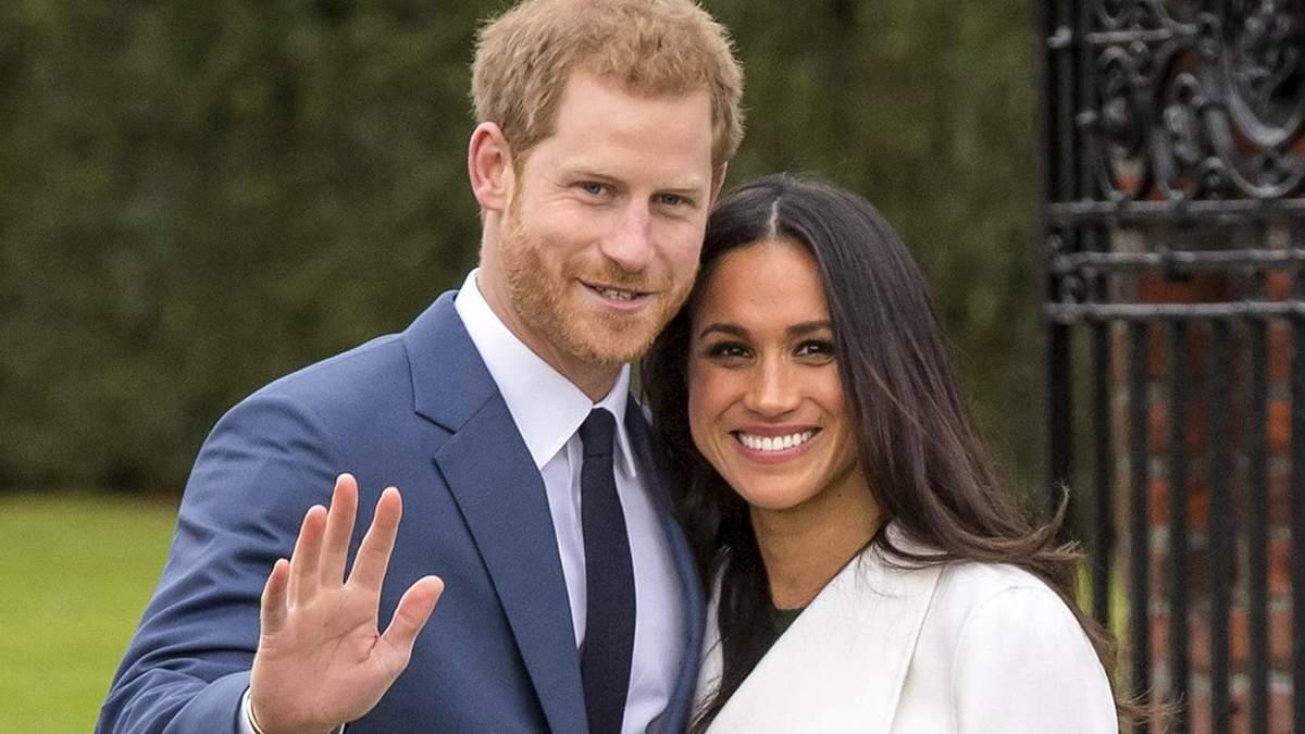 Принц Гаррі та Меган Маркл планують хрестити доньку у Віндзорі