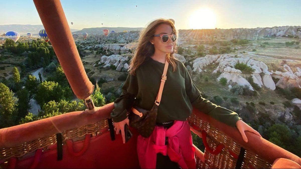 Слава Камінська відсвяткувала день народження в Туреччині: фото