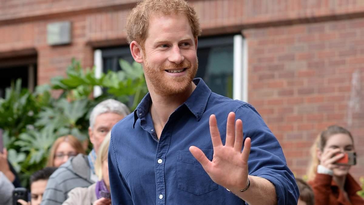Услід за Меган Маркл: принц Гаррі видасть інтимні мемуари
