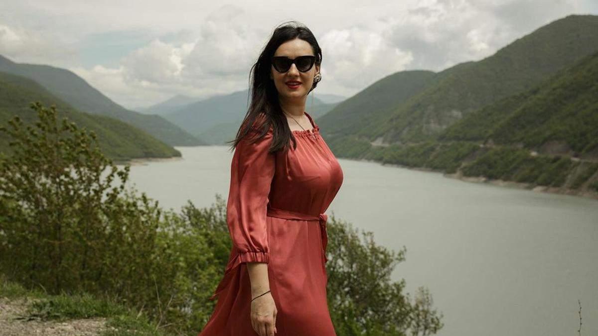 Соломия Витвицкая показала синяки на лице после ДТП: фото