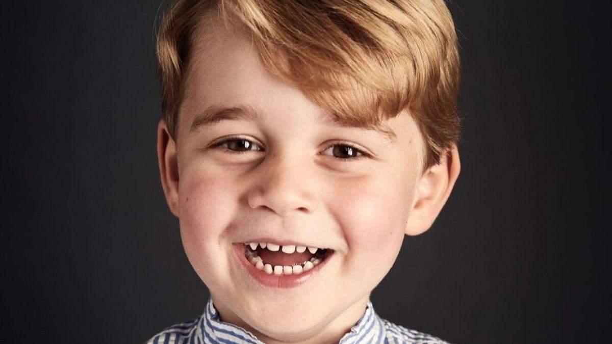 Фотограф королевской семьи показал новое фото принца Джорджа