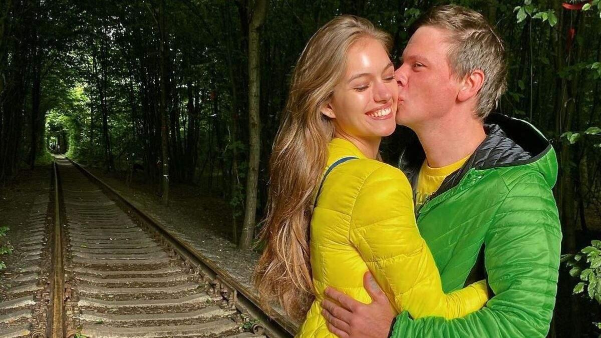 Александра Кучеренко откровенно рассказала о браке с Комаровым