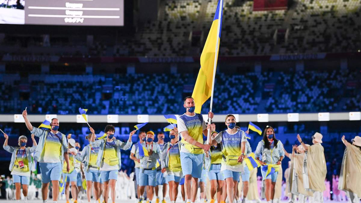Форма збірних Олімпіади 2020 у Токіо у 2021 році: фото