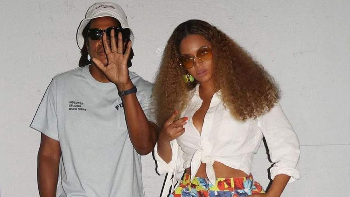Особняк Бейонсе и Jay-Z едва не сгорел ли пострадало супругов