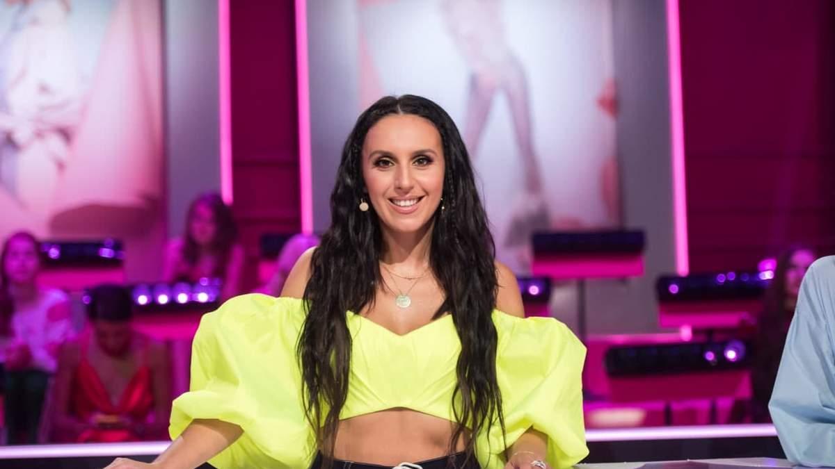Джамала вспомнила победу на Евровидении