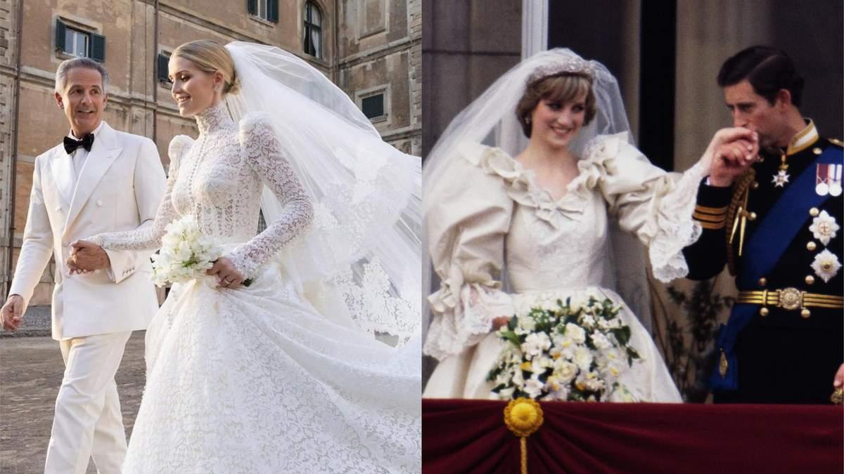 Почему Китти Спенсер не надевала тиару принцессы Дианы на свадьбе