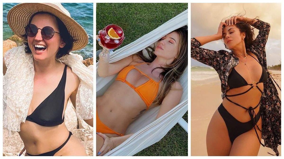 Украинские певицы показали самые модные купальники сезона: фото, видео