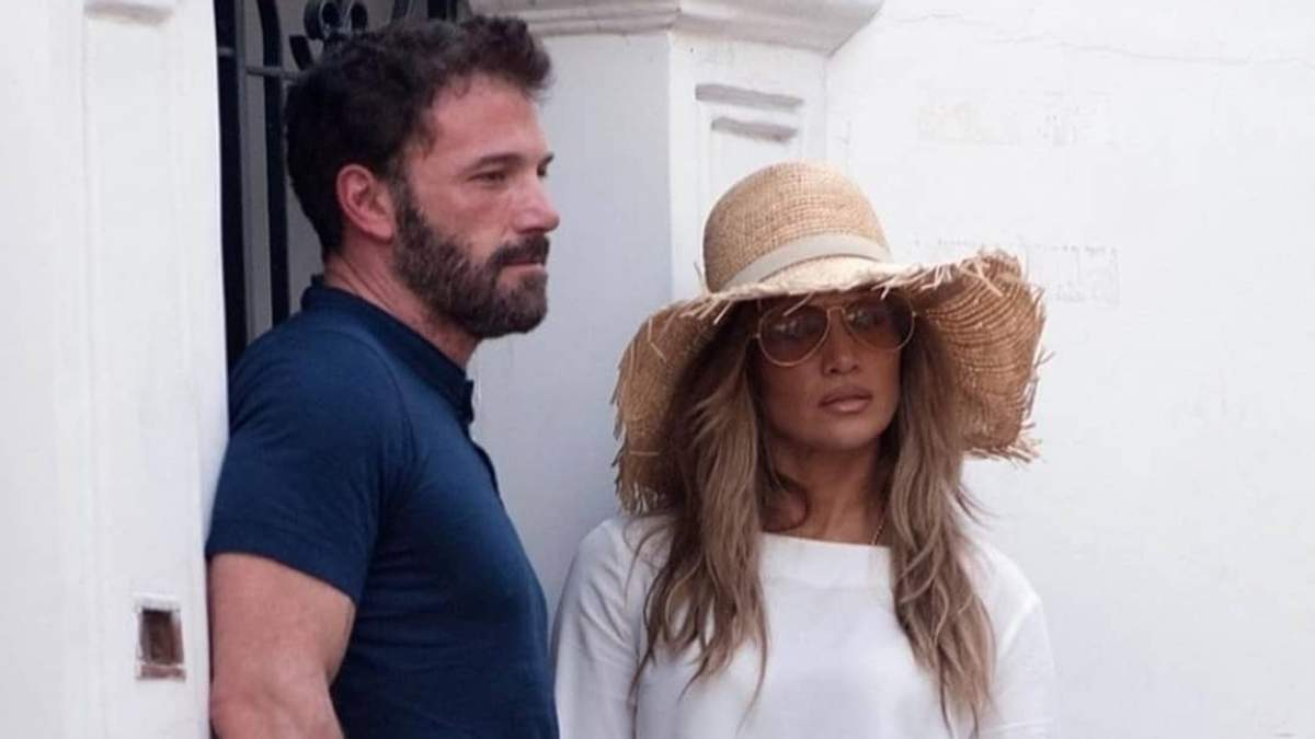 Итальянцы застали Дженнифер Лопес и Бена Аффлека на Капри