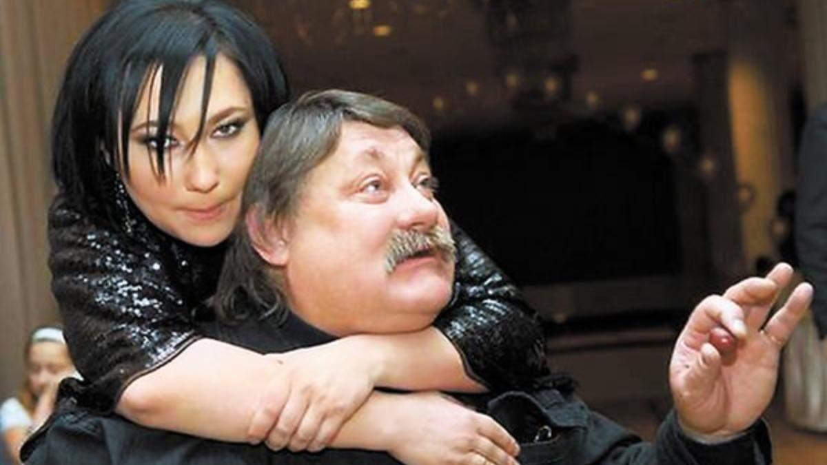 Елена Мозговая рассказала о смерти отца в день годовщины