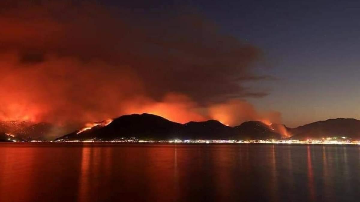 Пожары в Турции: реакция звезд - последние новости