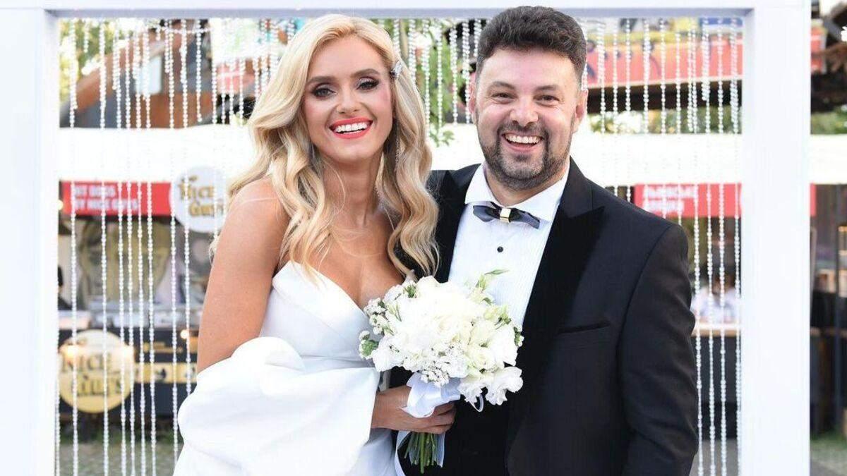 Ірина Федишин розповіла, як відсвяткувала весілля вдруге