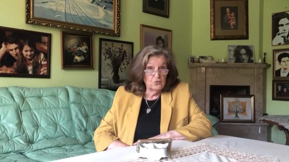 Мама Андрія Кузьменка заявила, що його пісні намагаються вкрасти