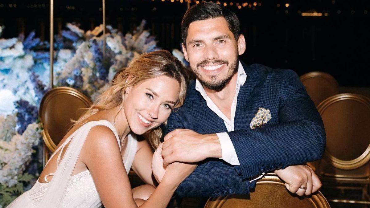 Даша Квіткова і Нікіта Добринін: перший рік подружнього життя