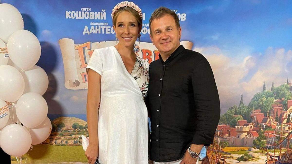 Катя Осадча та Юрій Горбунов на прем'єрі фільму: фото нового виходу зіркової пари - Новини шоу-бізнесу - Showbiz