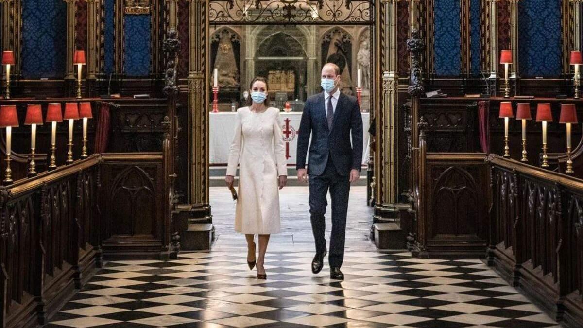 """Кейт Міддлтон і принц Вільям переживають """"важкі часи"""" після смерті принца Філіпа - Новини шоу-бізнесу - Showbiz"""