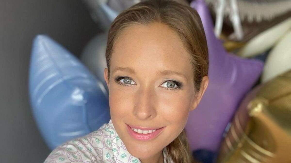 Катя Осадча розповіла про самопочуття після третіх пологів і вибір імені для новонародженого - Новини шоу-бізнесу - Showbiz