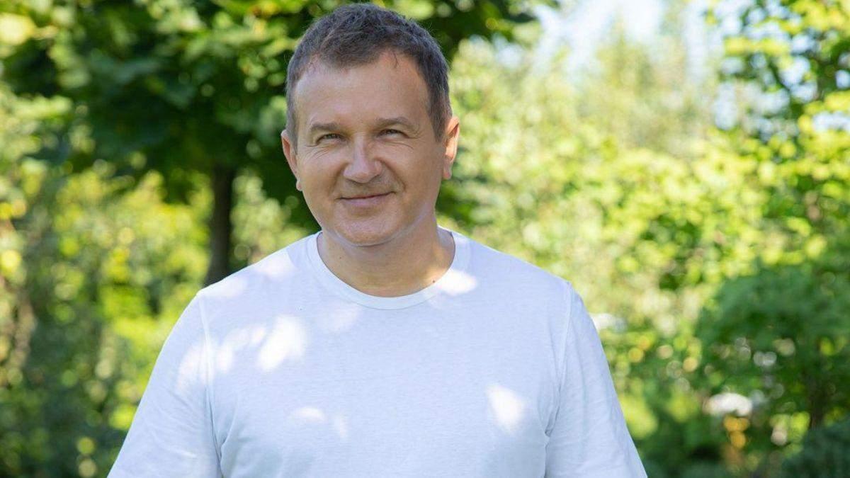 Юрій Горбунов зворушив першим фото з новонародженим сином - Новини шоу-бізнесу - Showbiz